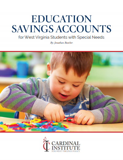 Education Savings Accounts for West Virginia Students with Special Needs