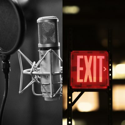 Voice and Exit