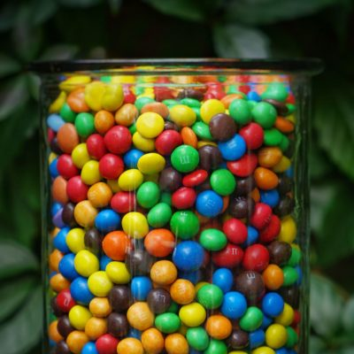 Green Spaces and Brown M&Ms