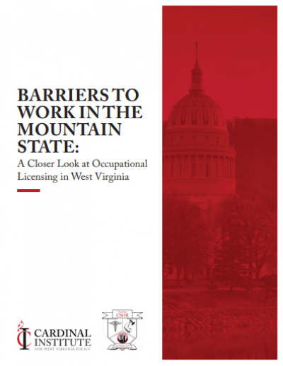 Barriers to Work in the Mountain State