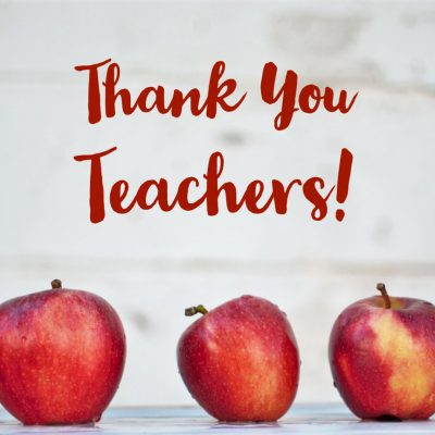 It's Time to Celebrate ALL Teachers!