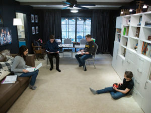 Families can use learning pods to meet their needs
