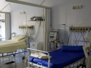 CON laws lower the amount of hospital beds WV has.
